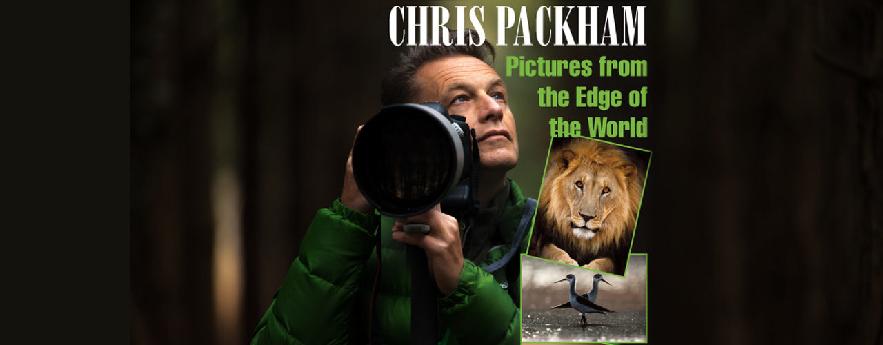 banner image for Chris Packham - Pictures from the edge of the World