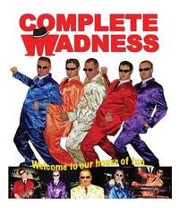 Complete Madness Poster