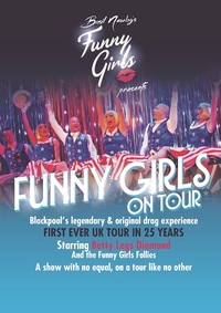 Funny Girls Poster