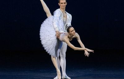 Thumbnail for Bolshoi Ballet 19/20: Jewels LIVE