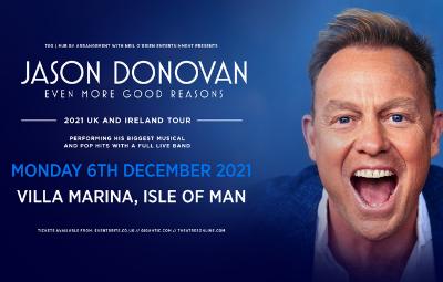 image of Jason Donovan - Even More Good Reasons Tour