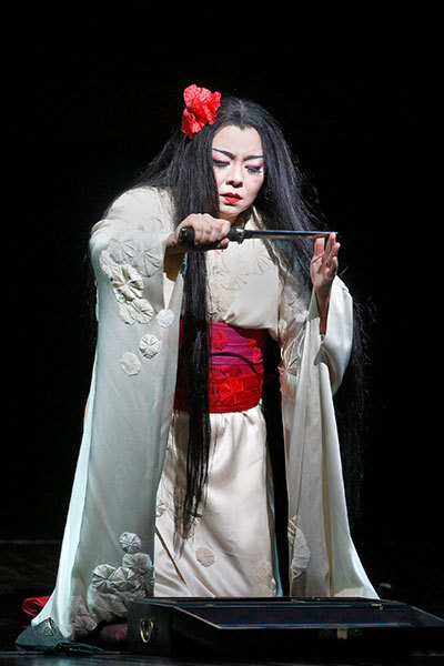 MET Opera: Madama Butterfly at Torch Theatre