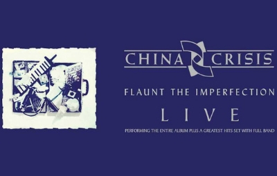 image of China Crisis - Flaunt the Imperfection Live