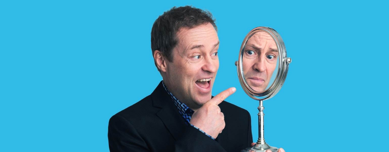 banner image for Ardal O'Hanlon - The showing off must go on