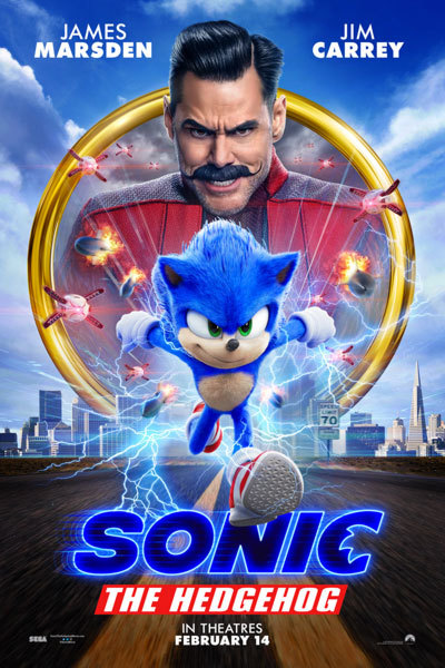 Sonic the Hedgehog SUBTITLED at Torch Theatre