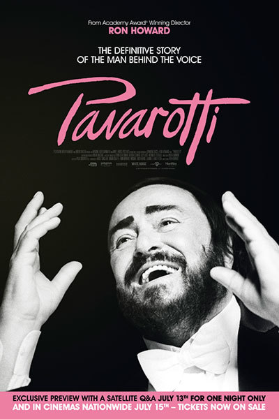 Pavarotti - With LIVE Q&A at Torch Theatre