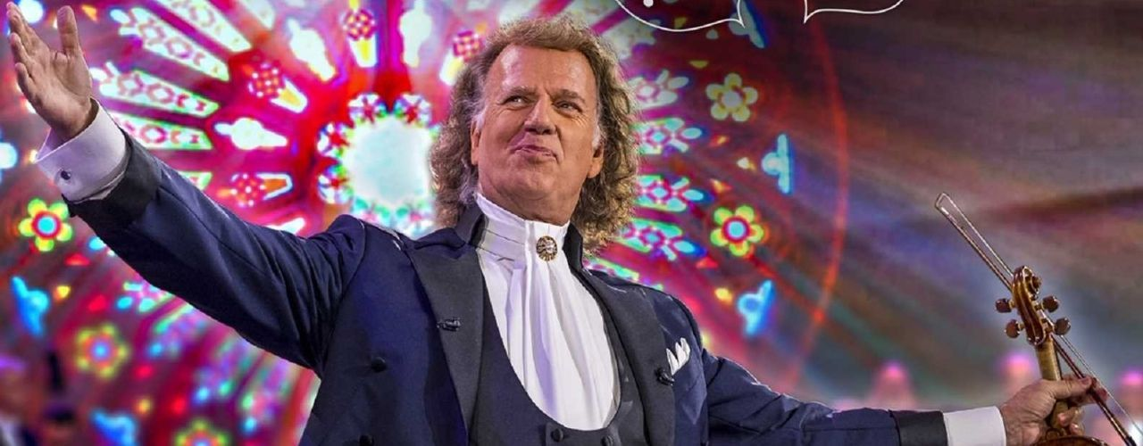 banner image for André Rieu 70 Years Young