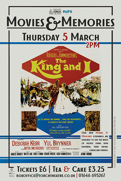 Movies & Memories: The King and I at Torch Theatre