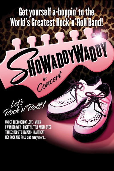 Showaddywaddy at Torch Theatre