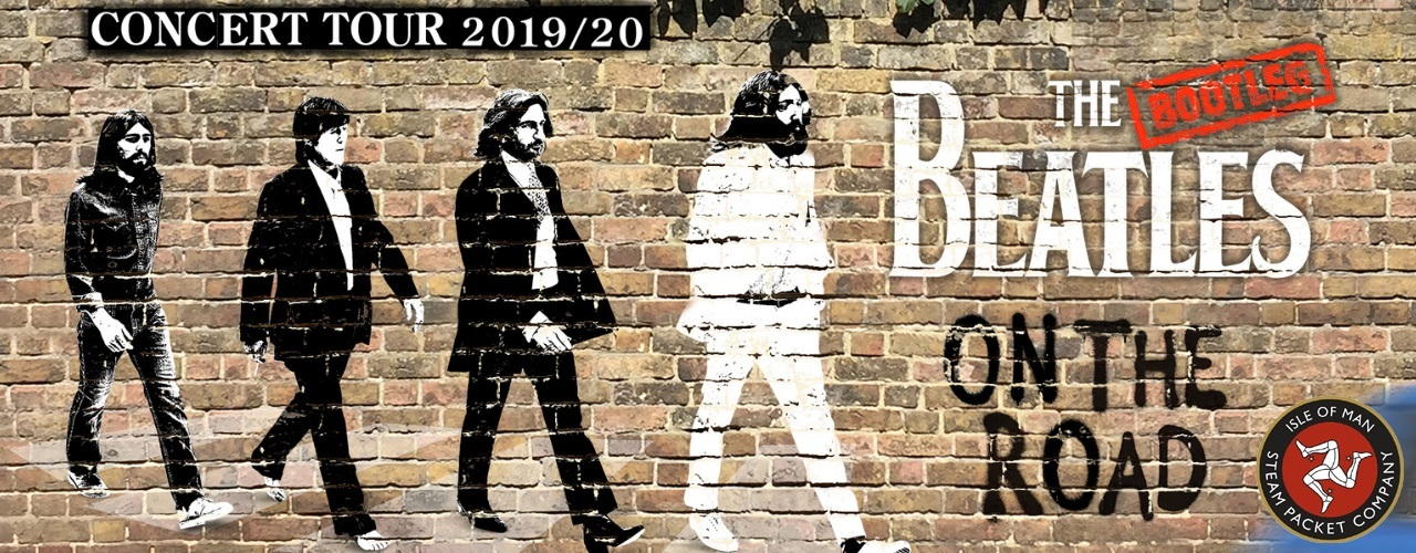 banner image for The Bootleg Beatles