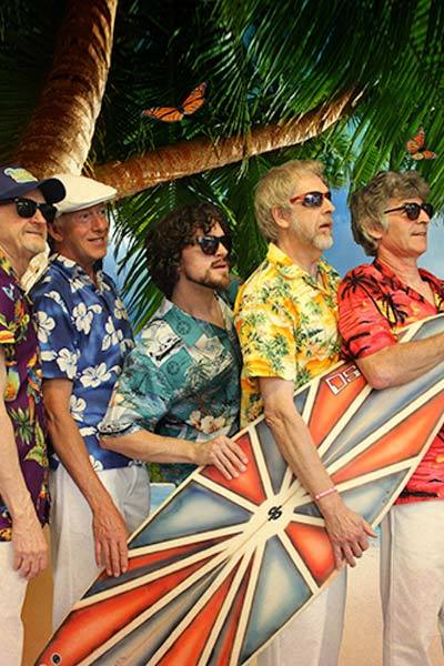 The Beach Boys Tribute Show at Torch Theatre