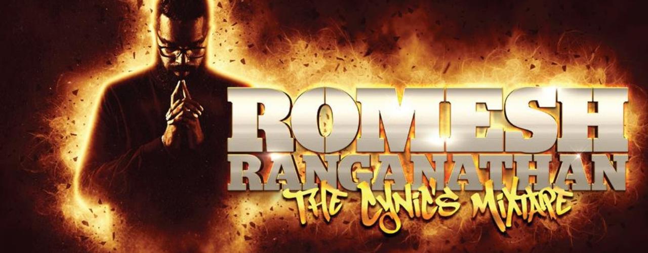 banner image for Romesh Ranganathan - The Cynic's Mixtape