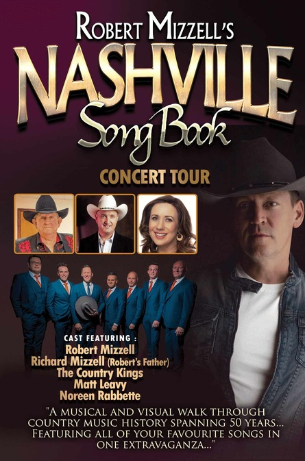 Robert Mizzell's Nashville Song Book