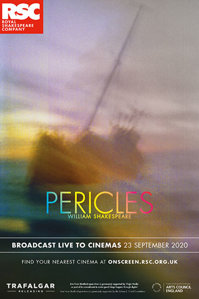 RSC LIVE: Pericles at Torch Theatre