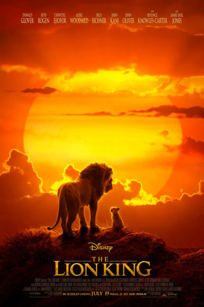 The Lion King (PG) 3D at Torch Theatre