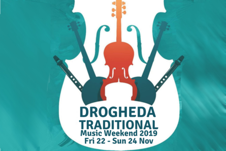 Droichead Arts Centre -            Drogheda Trad Weekend | Accordion/Concertina with Eoghan McEvoy