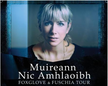 Muireann Nic Amhlaoibh (Singer) with Donal O'Connor & Gerry O'Beirne