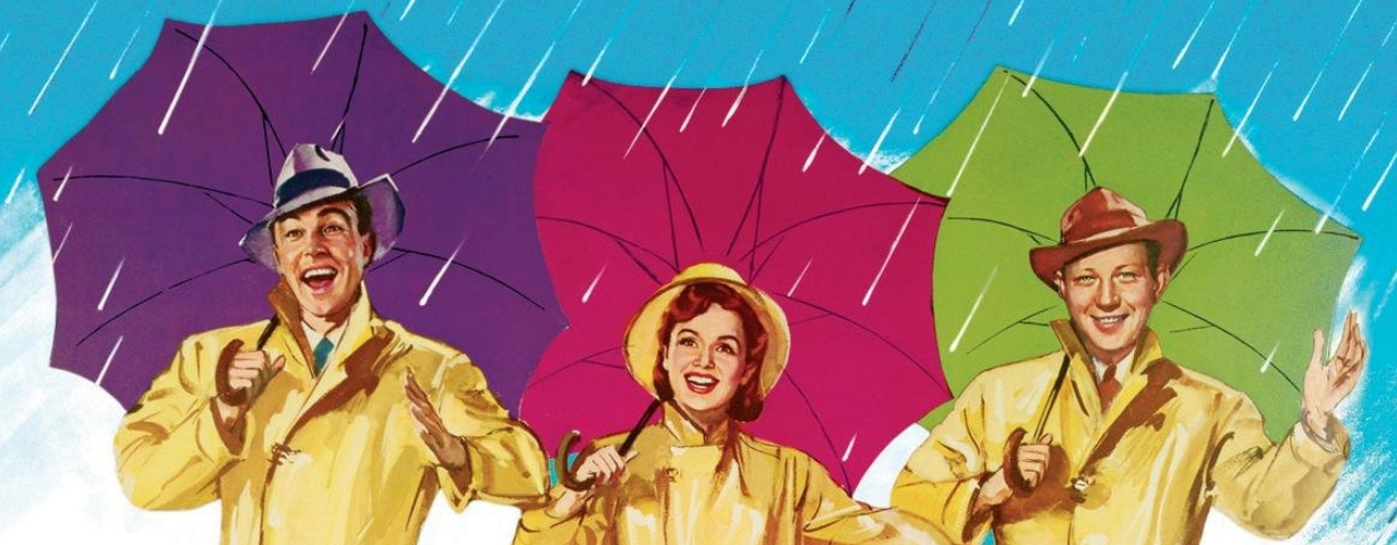 banner image for Alzheimer's Society Isle of Man Present: Singin' in the Rain