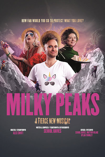 Milky Peaks at Torch Theatre