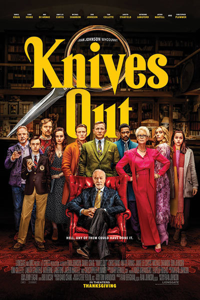 Knives Out at Torch Theatre