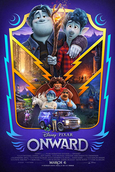 Onward SUBTITLED at Torch Theatre