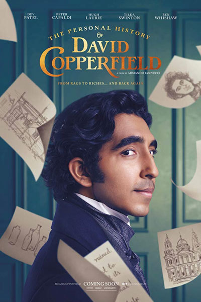 The Personal History of David Copperfield (PG) at Torch Theatre