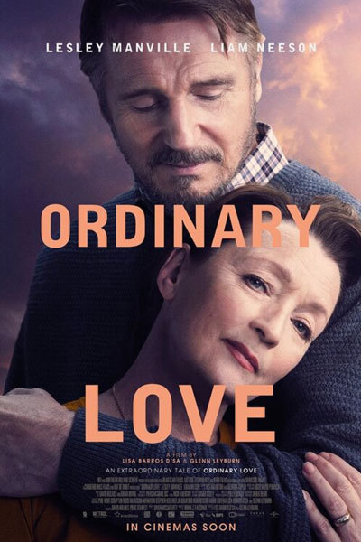 Ordinary Love (12A) at Torch Theatre
