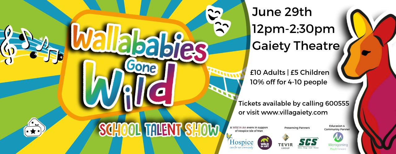 banner image for Wallababies Gone Wild - School Talent Show