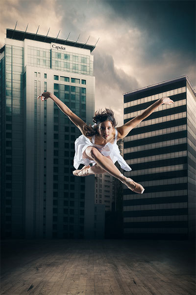 Ballet Cymru - Romeo a Juliet at Torch Theatre