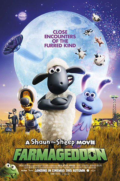 A Shaun The Sheep Movie: Farmageddon (U) at Torch Theatre