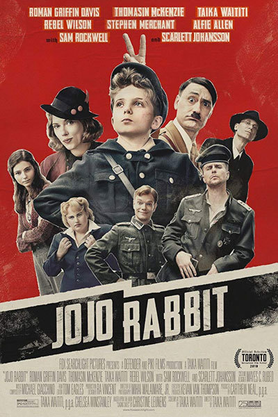 Jojo Rabbit (12A) at Torch Theatre