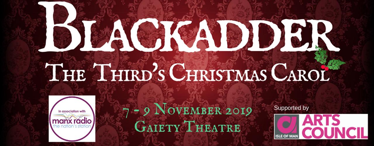 banner image for Blackadder the Third's Christmas Carol
