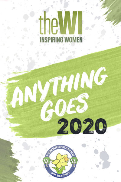 Anything Goes 2020 (Pembrokeshire WI) at Torch Theatre