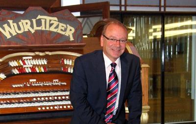 image of Phil Kelsall Wurlitzer Concert