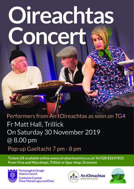 Oireachtas Concert