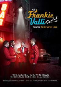 The Frankie Valli Songbook. Poster