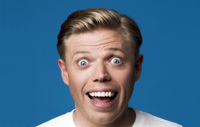 image of Rob Beckett - Wallop