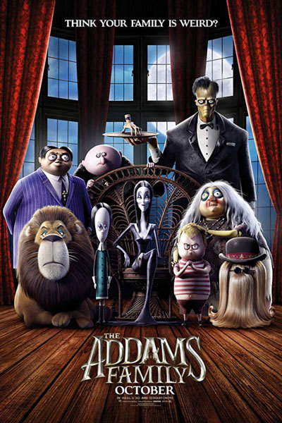 The Addams Family (PG) SUBTITLED at Torch Theatre