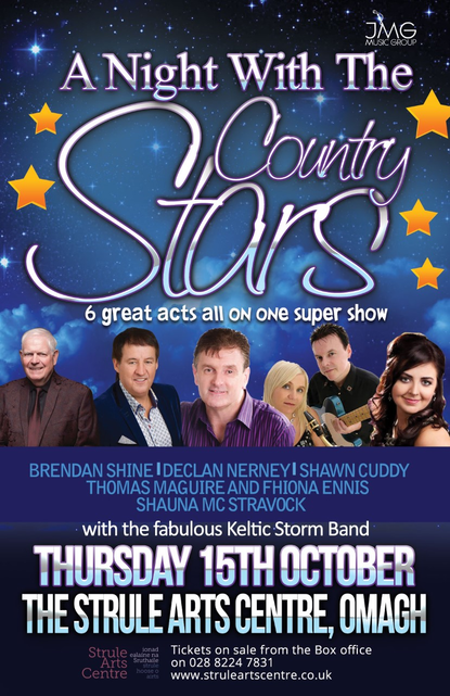 A Night With The Country Stars 2020