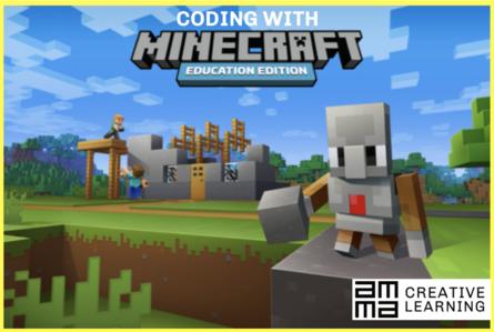 Coding with Minecraft Workshop