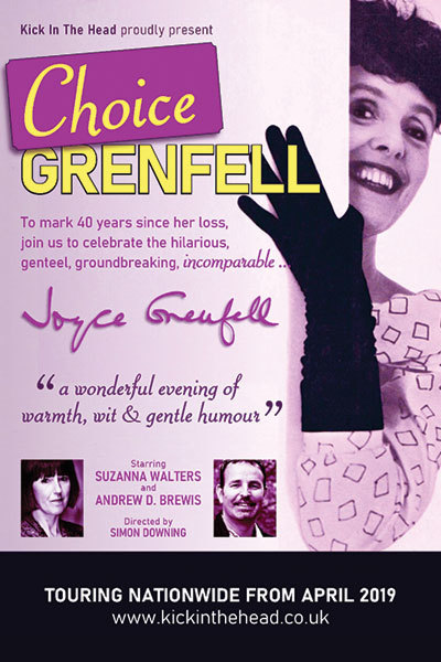 Choice Grenfell at Torch Theatre
