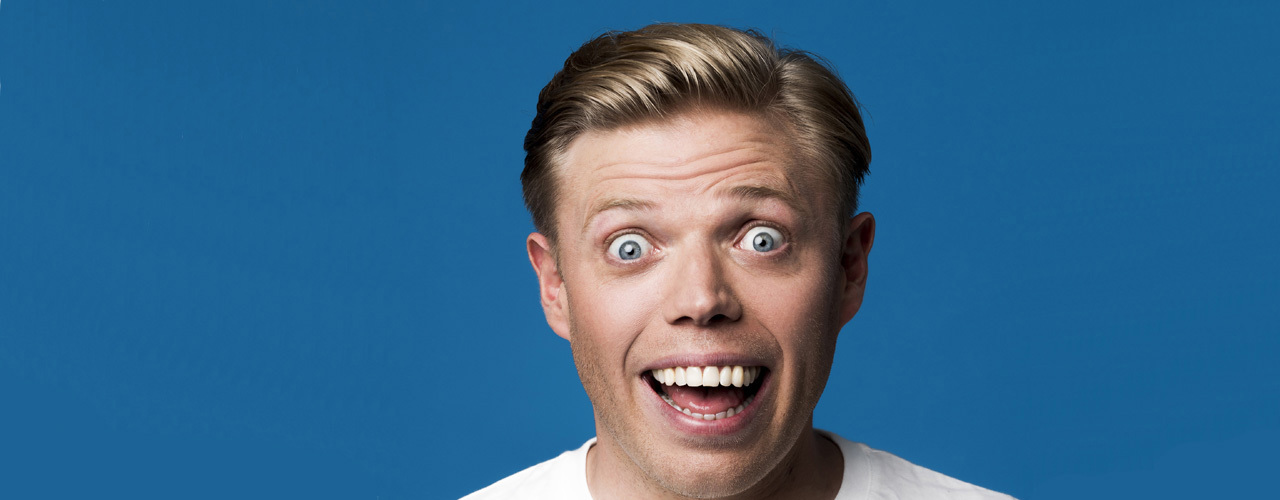 banner image for Rob Beckett - Wallop