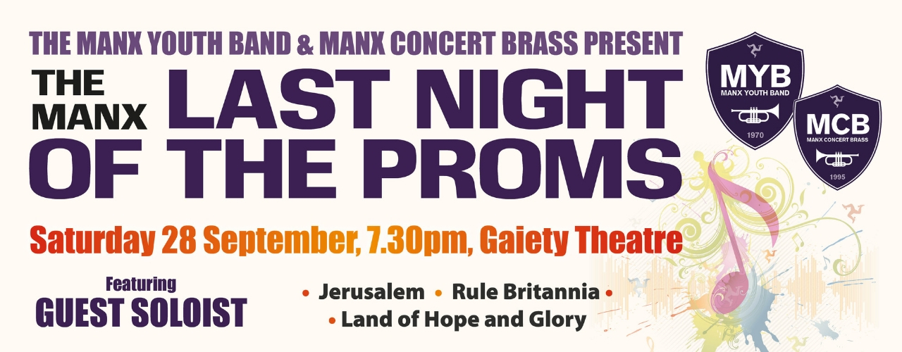 banner image for Manx Last Night of the Proms