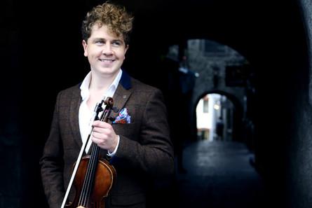 Droichead Arts Centre -            DCM: Patrick Rafter (violin) with Michael McHale (piano)