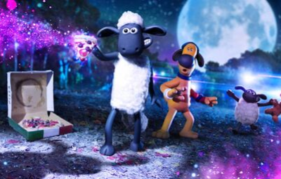 image of A Shaun the Sheep Movie: Farmageddon
