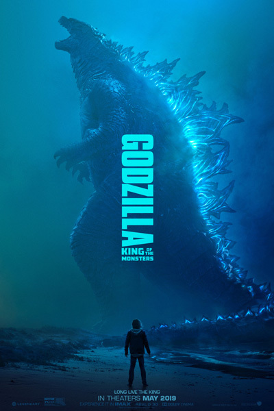 Godzilla: King of the Monsters (12A) 3D at Torch Theatre
