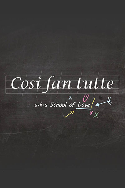 WNO: Cosi Fan Tutte at Torch Theatre