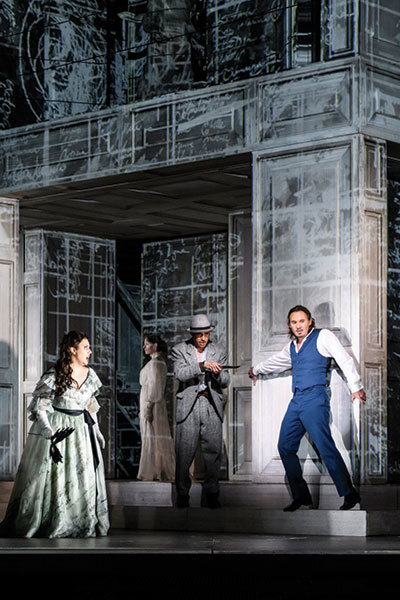 Royal Opera: Don Giovanni [ENCORE] at Torch Theatre