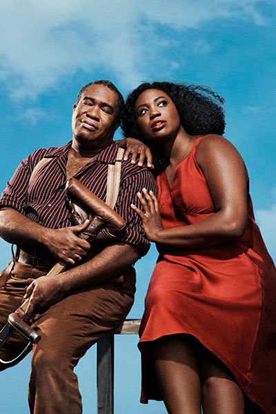MET Opera: Porgy and Bess at Torch Theatre