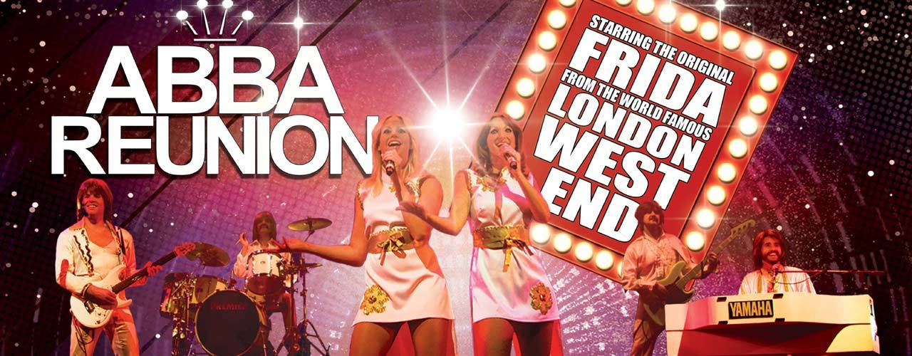 banner image for Abba Reunion Tribute Show + After Show Disco